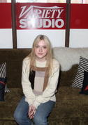Dakota Fanning - Variety Studio At 2013 Sundance Film Festival 01/22/13