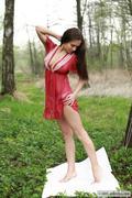 avErotica Paris - Red peignoir  x1o7ersjwe.jpg