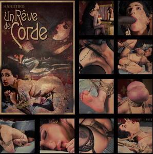 HARDTIED: Apr 6, 2016: Un Reve de Corde | Arabelle Raphael | Jack Hammer