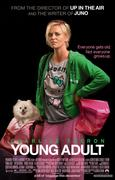 """Charlize Theron - """"Young Adult"""" Poster"""