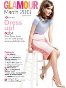 Rose Byrne - Glamour UK - March 2013 (x9)