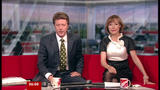 Sian Williams | Breakfast News 22-9-09 | Tights