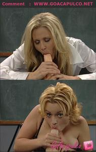 Justine joli sex university