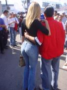 Ines Sainz another set of pics. The ass