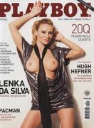 Lenka nua Playboy