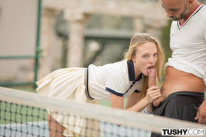 Anal Tennis 120